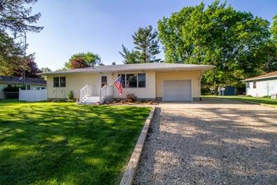 814 Green Ridge Avenue, Earlville, IL 60518 - MLS#: 09953500