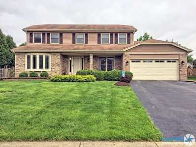 610 Adam Lane, Carol Stream, IL 60188 - #: 09953648