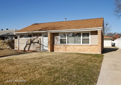 1070 W GRANT Drive, Des Plaines, IL 60016 - MLS#: 09953772