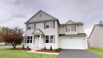 501 Cardinal Avenue, Oswego, IL 60543 - MLS#: 09953794
