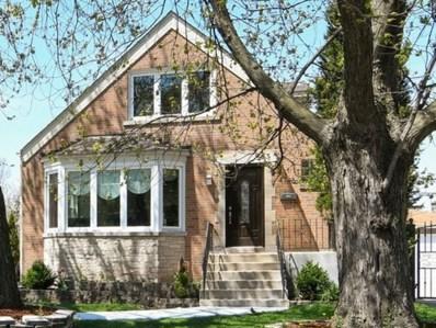 4726 N Narragansett Avenue, Harwood Heights, IL 60706 - MLS#: 09953810
