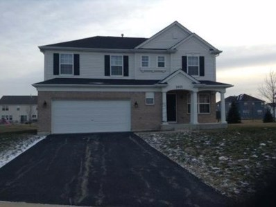 24115 Mission Creek Court, Plainfield, IL 60586 - #: 09954237
