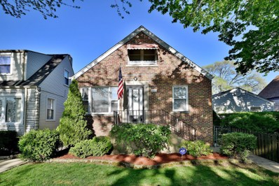 3743 N Odell Avenue, Chicago, IL 60634 - MLS#: 09954249