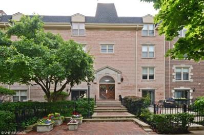 850 Forest Avenue UNIT B, Evanston, IL 60202 - MLS#: 09954289