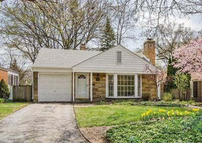 1410 Wilder Street, Evanston, IL 60202 - MLS#: 09954297