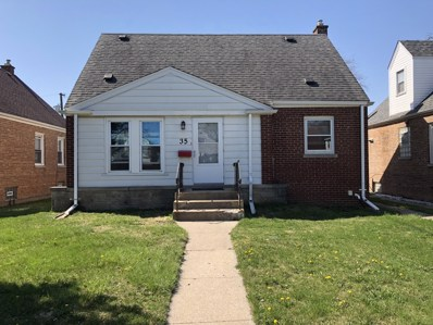 35 165th Place, Calumet City, IL 60409 - MLS#: 09954327