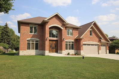 533 Crest Avenue, Elk Grove Village, IL 60007 - #: 09954393