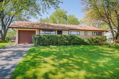 100 Forest Park Lane, Hoffman Estates, IL 60169 - MLS#: 09954409