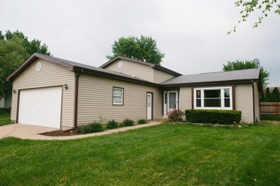 5515 W Chasefield Circle, Mchenry, IL 60050 - MLS#: 09954508