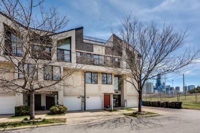 655 N carpenter Street, Chicago, IL 60642 - MLS#: 09954665