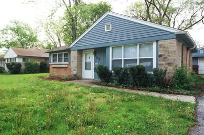 109 Peach Street, Park Forest, IL 60466 - #: 09954828