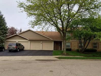 1104 Canterbury Court UNIT A, Elgin, IL 60120 - MLS#: 09954867
