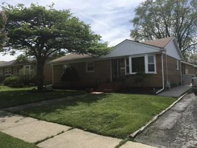 10636 Lombard Avenue, Chicago Ridge, IL 60415 - MLS#: 09955187