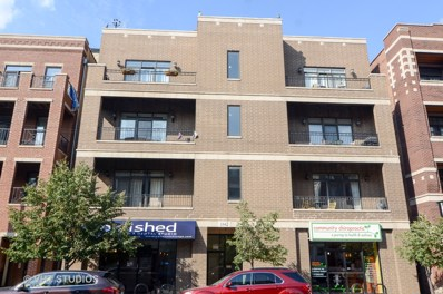 1442 W Belmont Avenue UNIT 3W, Chicago, IL 60657 - MLS#: 09955223