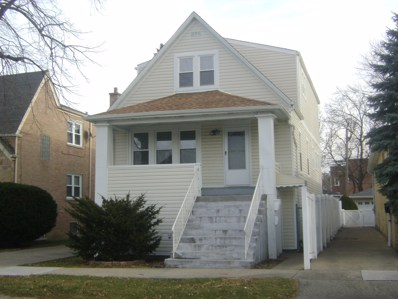 4337 N Mobile Avenue, Chicago, IL 60634 - MLS#: 09955541