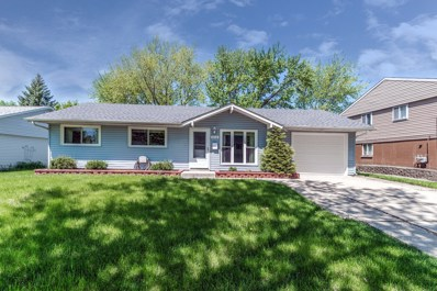 616 Pleasant Place, Streamwood, IL 60107 - MLS#: 09955597