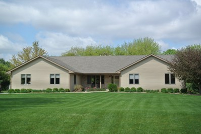 2313 Thoroughbred Trail, Woodstock, IL 60098 - #: 09955681
