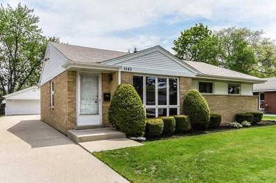 1845 Maple Street, Des Plaines, IL 60018 - MLS#: 09955693