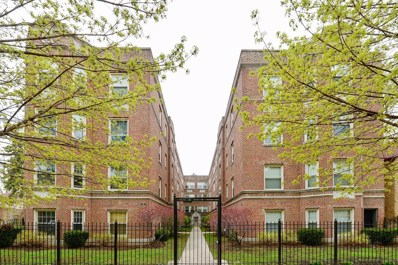 7318 N Honore Street UNIT 103, Chicago, IL 60626 - MLS#: 09956018