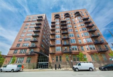 500 S Clinton Street UNIT 912, Chicago, IL 60607 - MLS#: 09956168