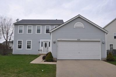 1633 Tall Oaks Drive, Plainfield, IL 60586 - #: 09956239