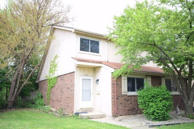 638 ROSNER Drive, Roselle, IL 60172 - #: 09956380