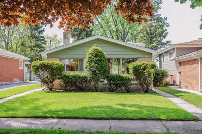 5841 KEENEY Street, Morton Grove, IL 60053 - MLS#: 09956536