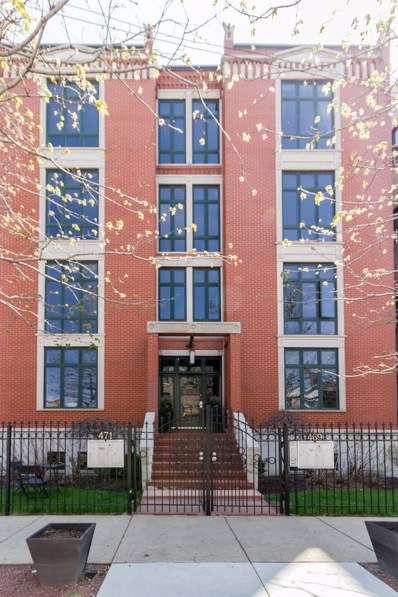 471 N Green Street UNIT 2N, Chicago, IL 60642 - MLS#: 09956615