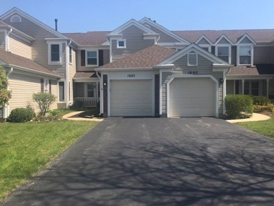 1663 Vermont Drive, Elk Grove Village, IL 60007 - #: 09956725
