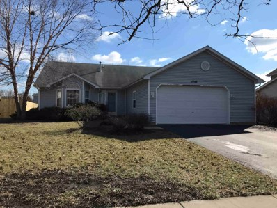 1842 Springside Drive, Crest Hill, IL 60403 - MLS#: 09956813