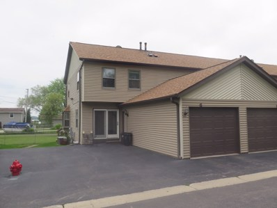 150 Eagle Point Road UNIT G, Fox Lake, IL 60020 - #: 09956905