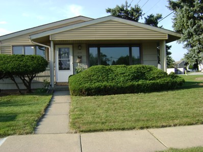 215 W Sauk Trl, South Chicago Heights, IL 60411 - #: 09956956