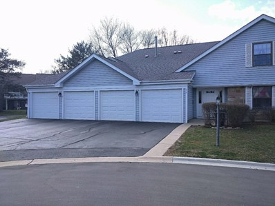 370 Ferndale Court UNIT A2, Schaumburg, IL 60193 - MLS#: 09956990