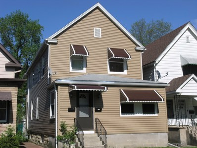 1233 Park Avenue, Chicago Heights, IL 60411 - MLS#: 09957072