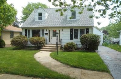 125 S COMMONWEALTH Avenue, Elgin, IL 60123 - MLS#: 09957112