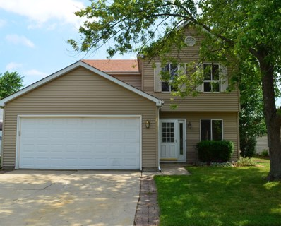 2S565  Sova Lane, Warrenville, IL 60555 - MLS#: 09957310