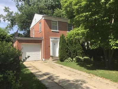 1819 Oakton Street, Evanston, IL 60202 - #: 09957391