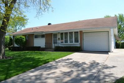 185 Forest Park Lane, Hoffman Estates, IL 60169 - MLS#: 09957540