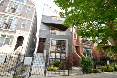 2726 W CORTEZ Street UNIT 1, Chicago, IL 60622 - MLS#: 09957695