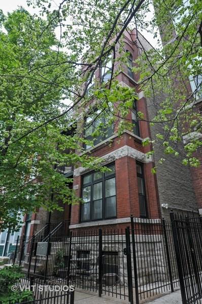 1735 W ERIE Street UNIT 3N, Chicago, IL 60622 - MLS#: 09957794