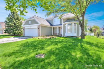 718 HUNTINGTON Drive, Carol Stream, IL 60188 - #: 09957797