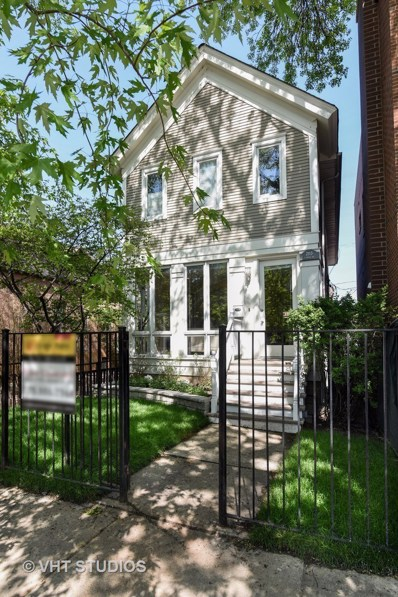 2113 N Hoyne Avenue, Chicago, IL 60647 - MLS#: 09957879