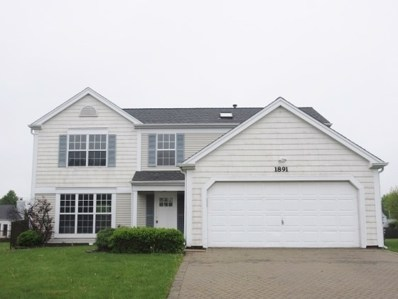 1891 Castle Pines Circle, Elgin, IL 60123 - MLS#: 09958266