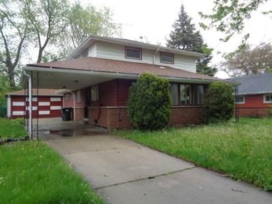 15215 WOODLAWN Avenue, Dolton, IL 60419 - MLS#: 09958402