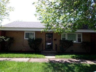14301 Minerva Avenue, Dolton, IL 60419 - MLS#: 09958584