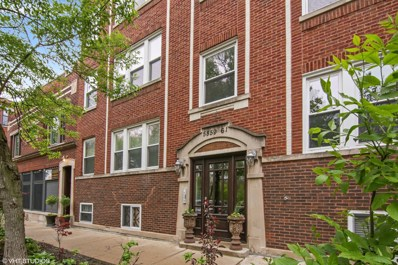 5861 N Glenwood Avenue UNIT G, Chicago, IL 60660 - #: 09958599