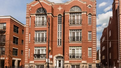 2533 N Halsted Street UNIT 3N, Chicago, IL 60614 - MLS#: 09958872