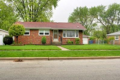 5917 108th Place, Chicago Ridge, IL 60415 - MLS#: 09958921