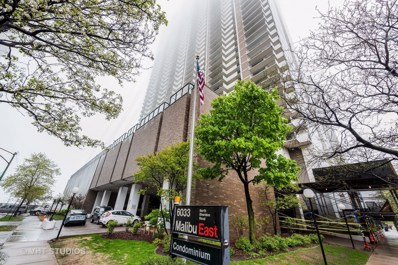 6033 N Sheridan Road UNIT 9E, Chicago, IL 60660 - MLS#: 09958968