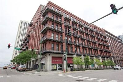 616 W FULTON Street UNIT 610, Chicago, IL 60661 - MLS#: 09959505